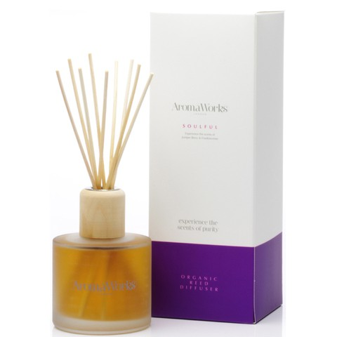 Aromaworks Soulful Reed Diffuser
