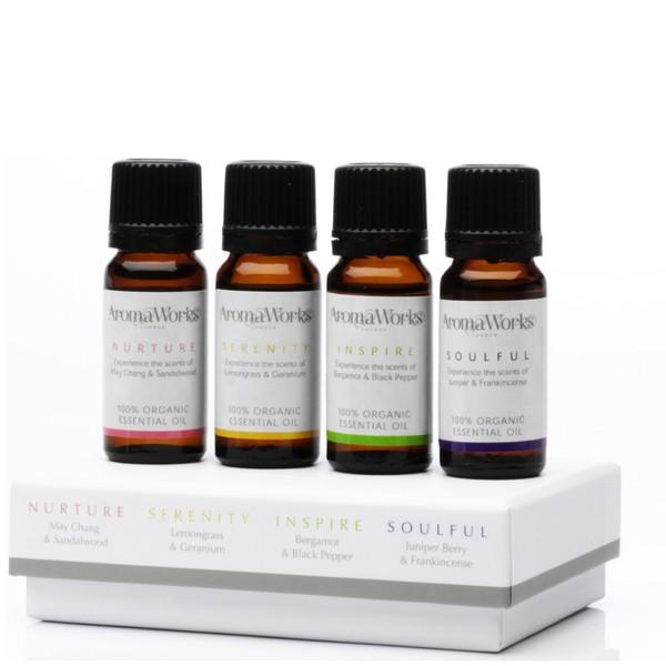 Aromaworks Signature Range Essential Oils 10 ml