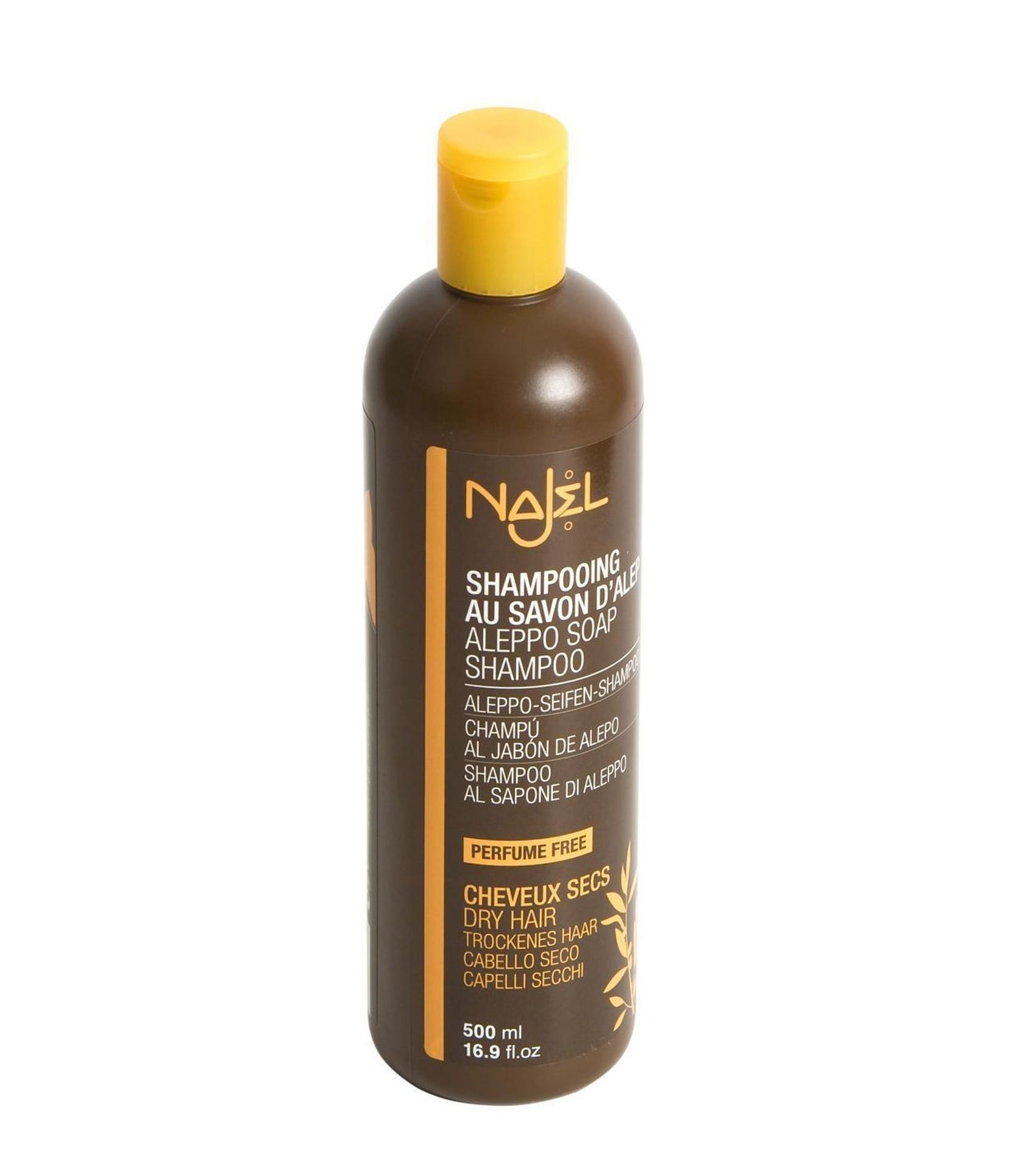Najel Aleppo Organic Certified Shampoo & Conditioner Dry Hair