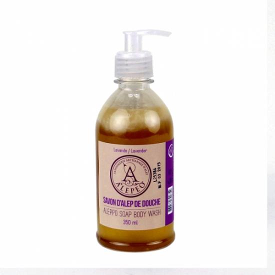 Najel Aleppo Body Wash with Lavender
