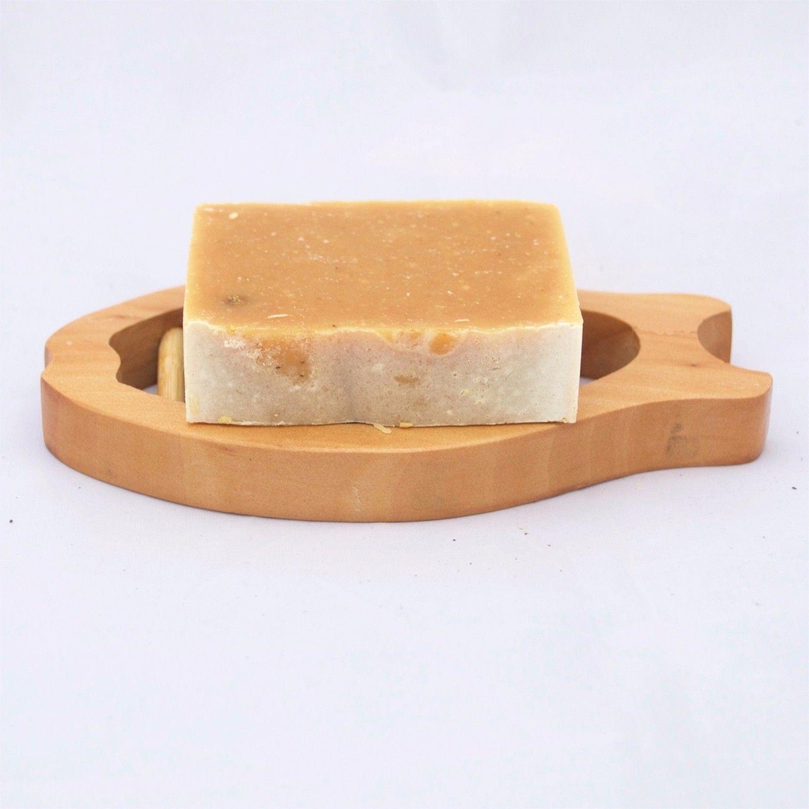 Najel Aleppo Soap 8% Laurel Oil & Red Clay Hemu Dish Set