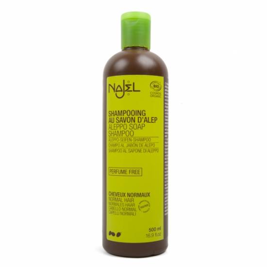 Najel Aleppo Shampoo & Conditioner Normal Hair