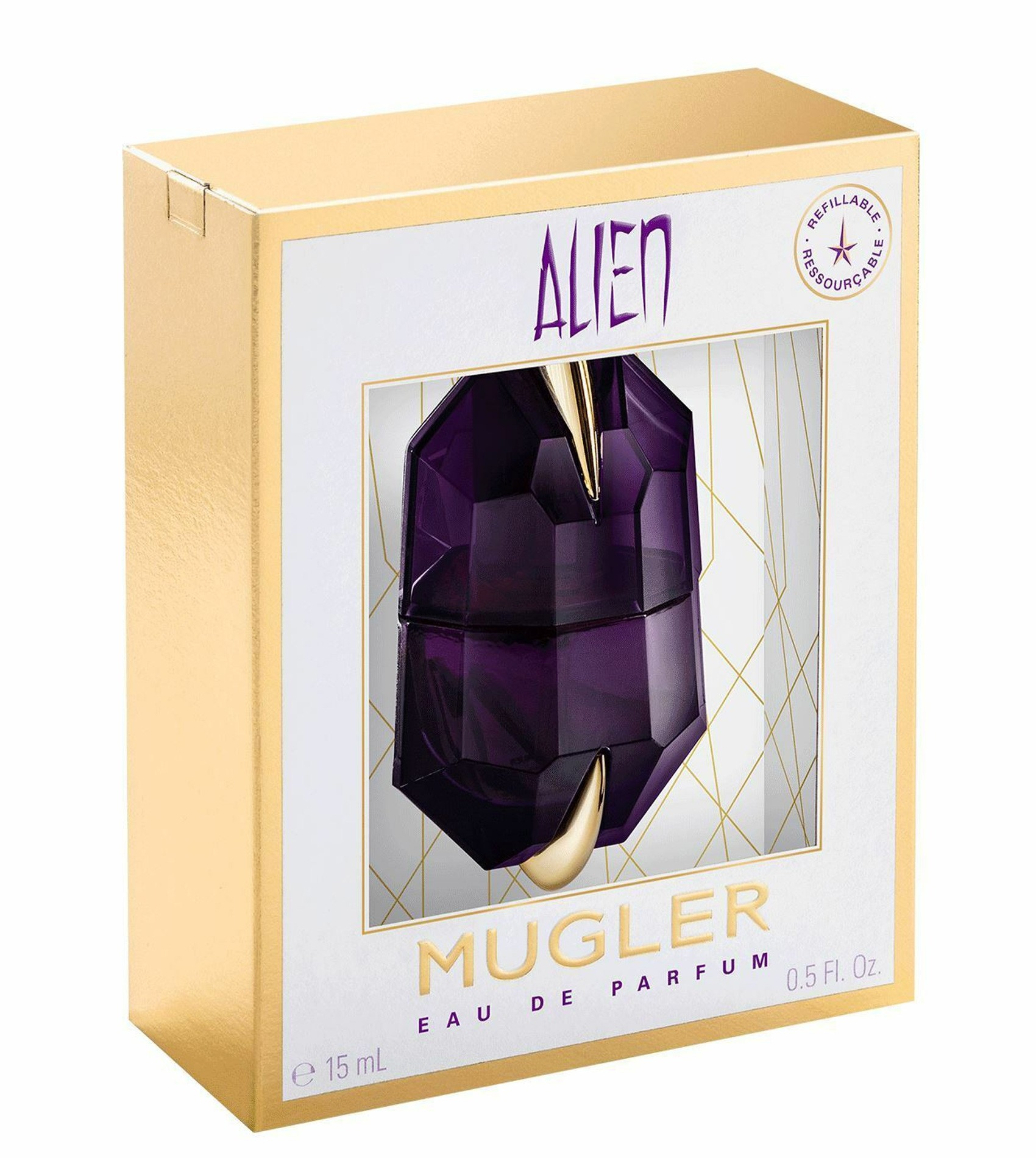 Thierry Mugler Alien Perfume Refillable