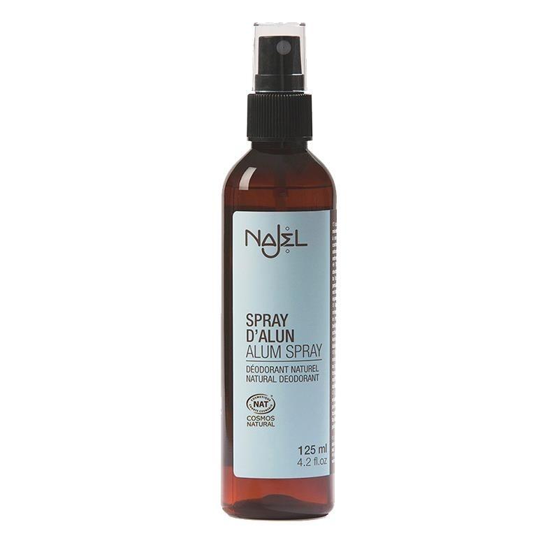 Najel Alum Spray Natural Deodorant