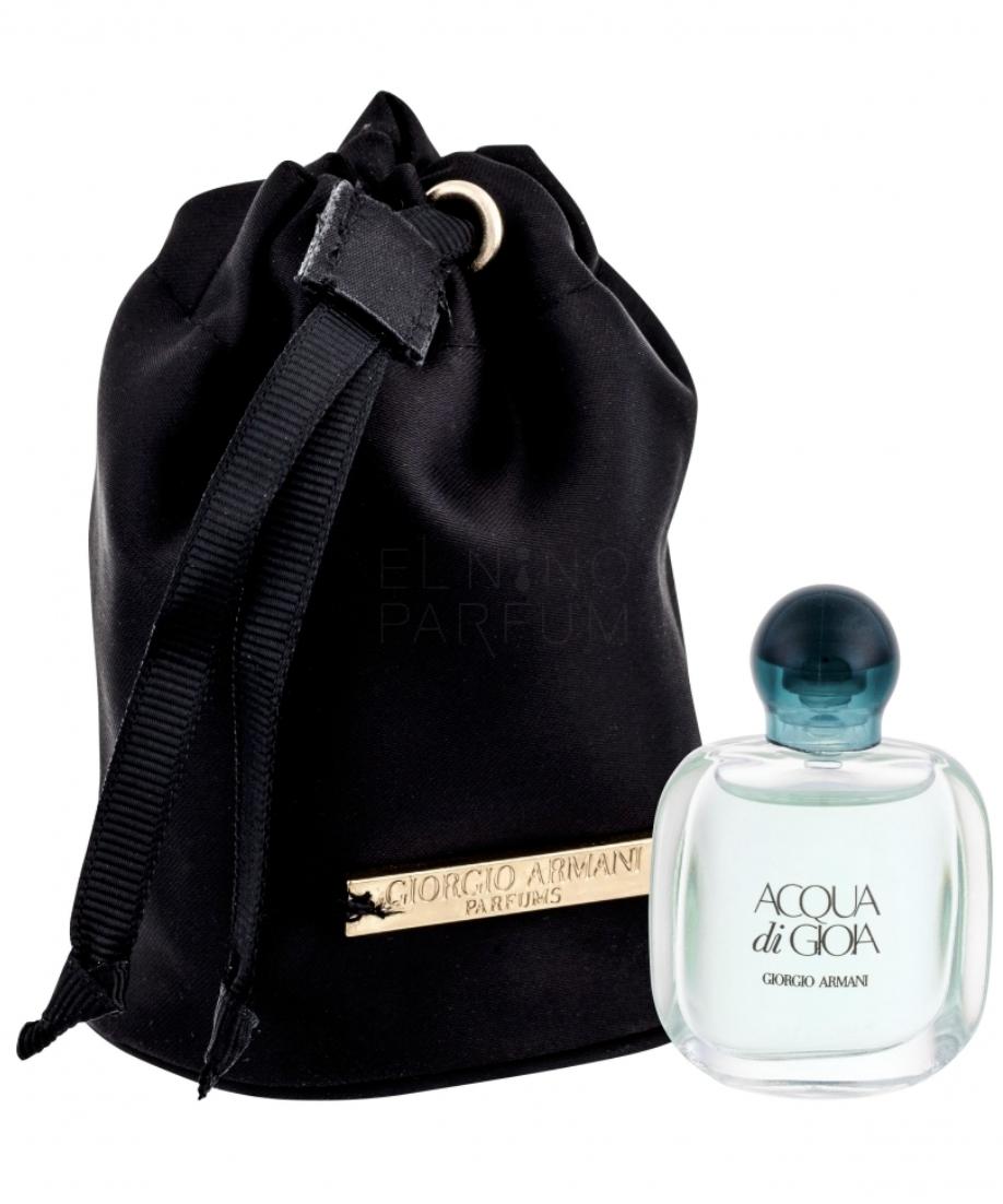 Giorgio Armani Acqua di Gioia 5ml Perfume & Pouch