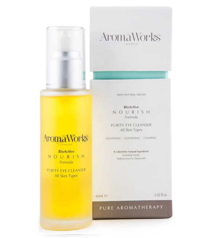 AromaWorks Purity Eye Cleanser