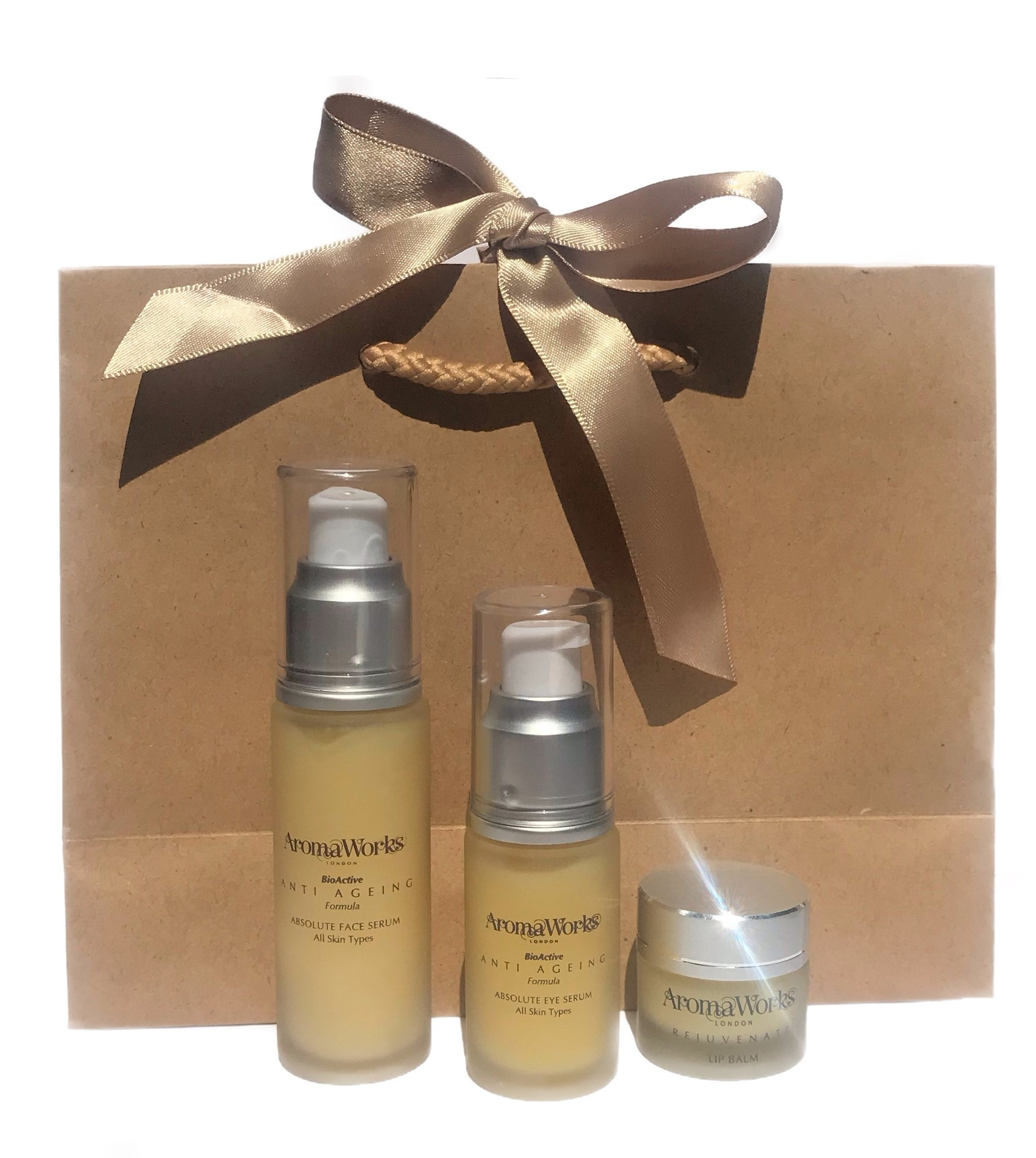 AromaWorks Nourish Skin Care Gift Set