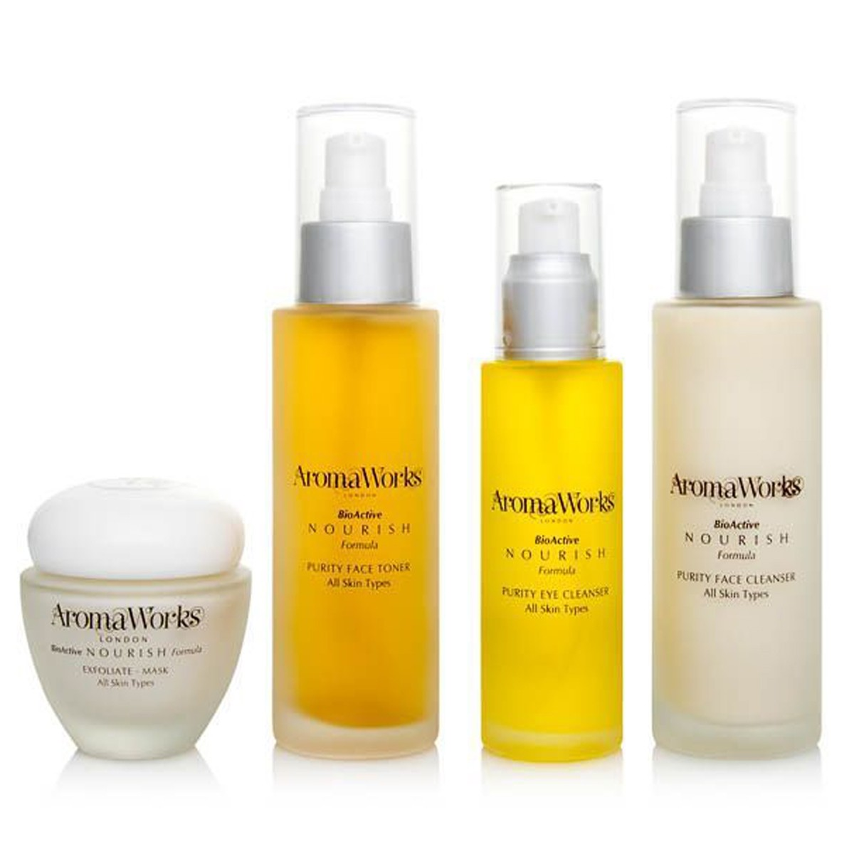 AromaWorks Nourish Face Care Set