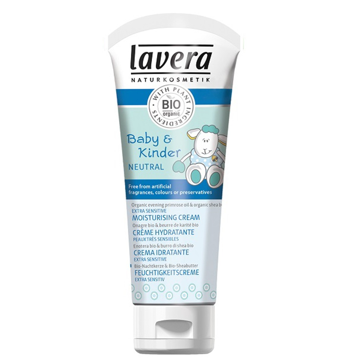 Lavera Baby & Kinder Neutral Moisturising Cream