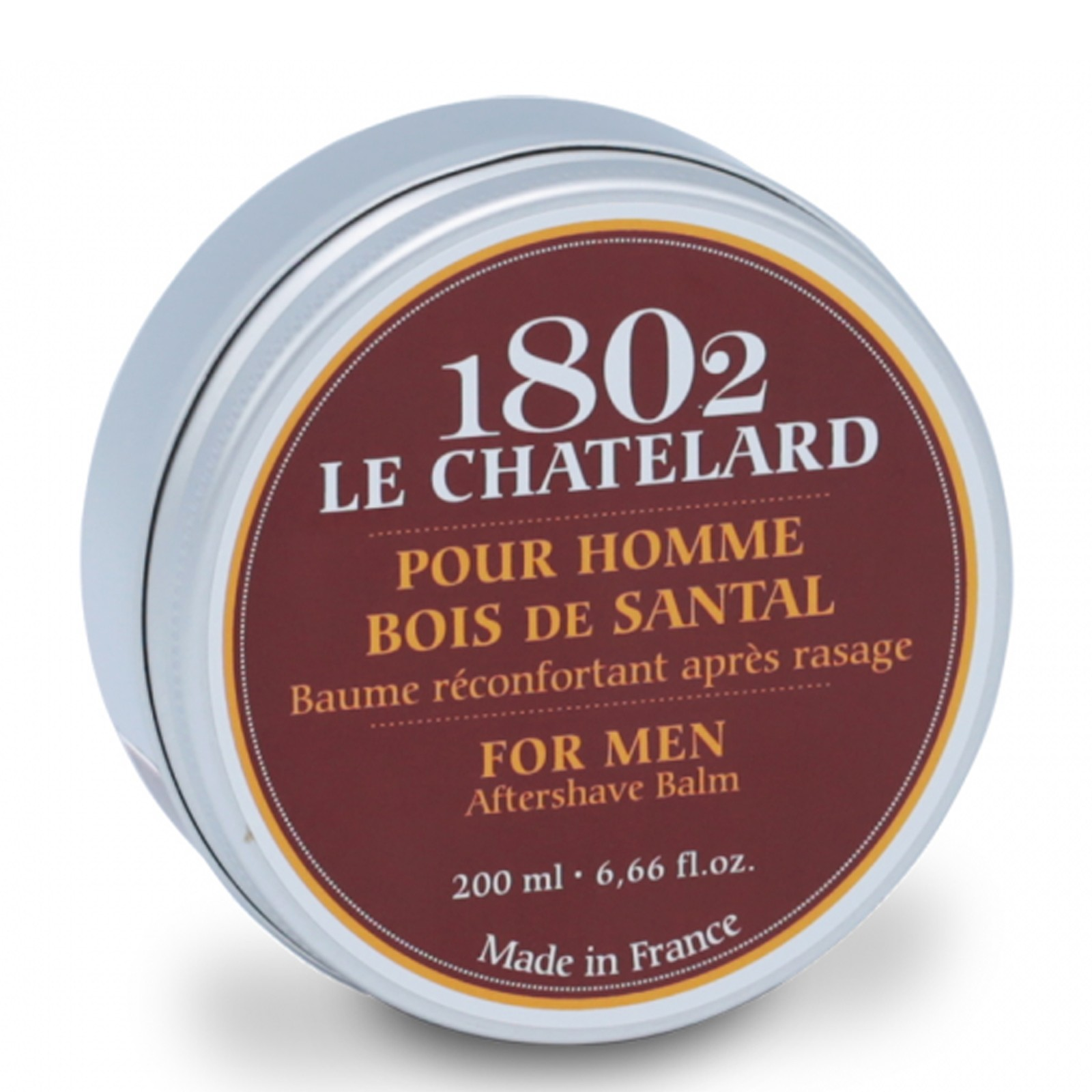 Le Chatelard 1802 Men's Sandalwood Aftershave Balm