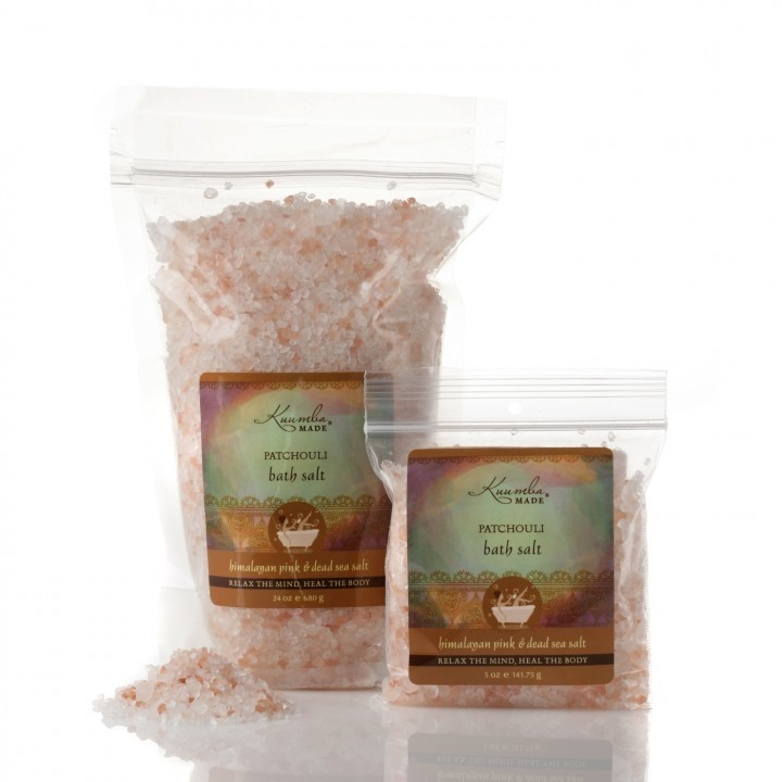 Kuumba Made Himalayan Scented Bath Salts