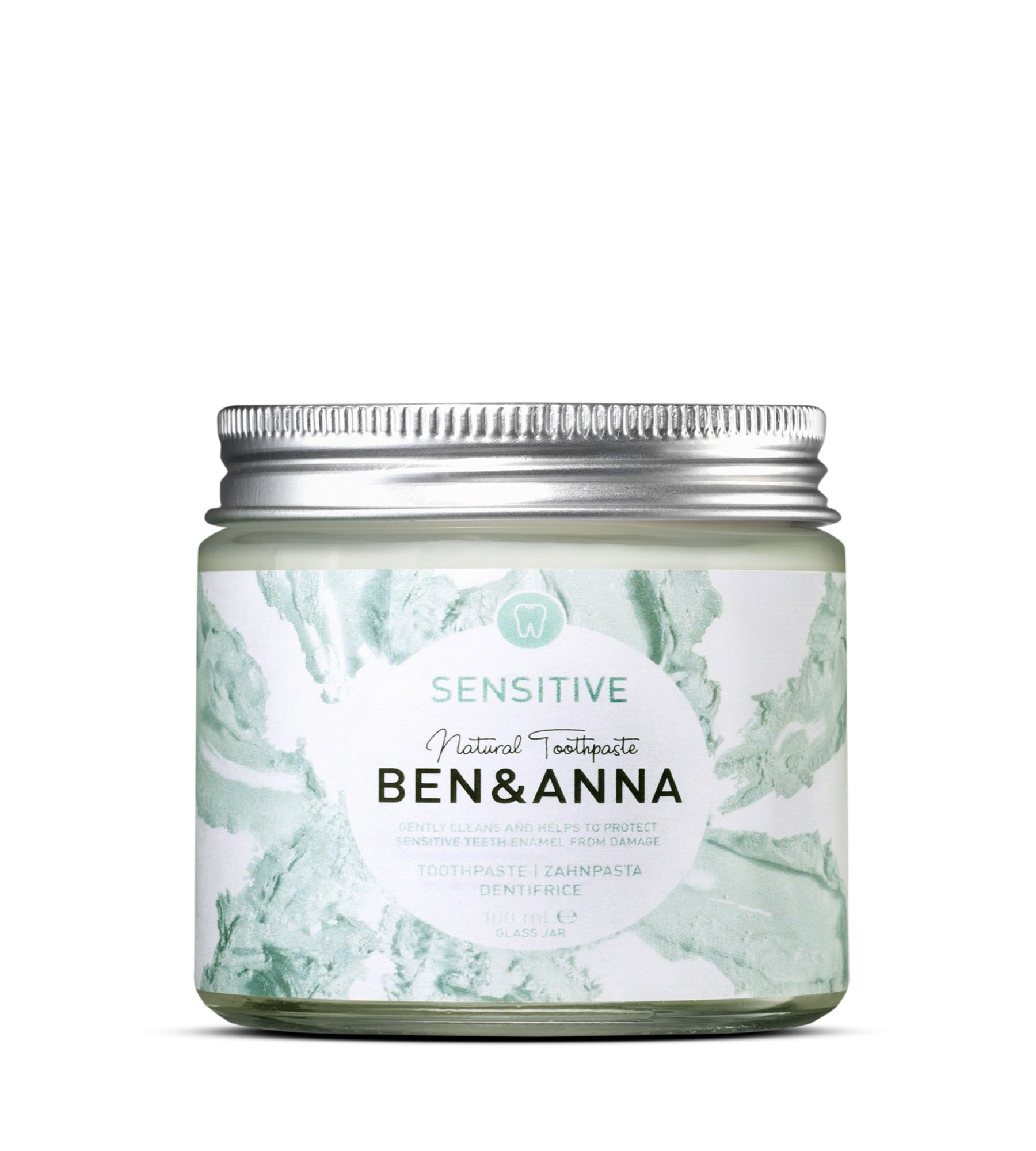 Ben & Anna Toothpaste Sensitive