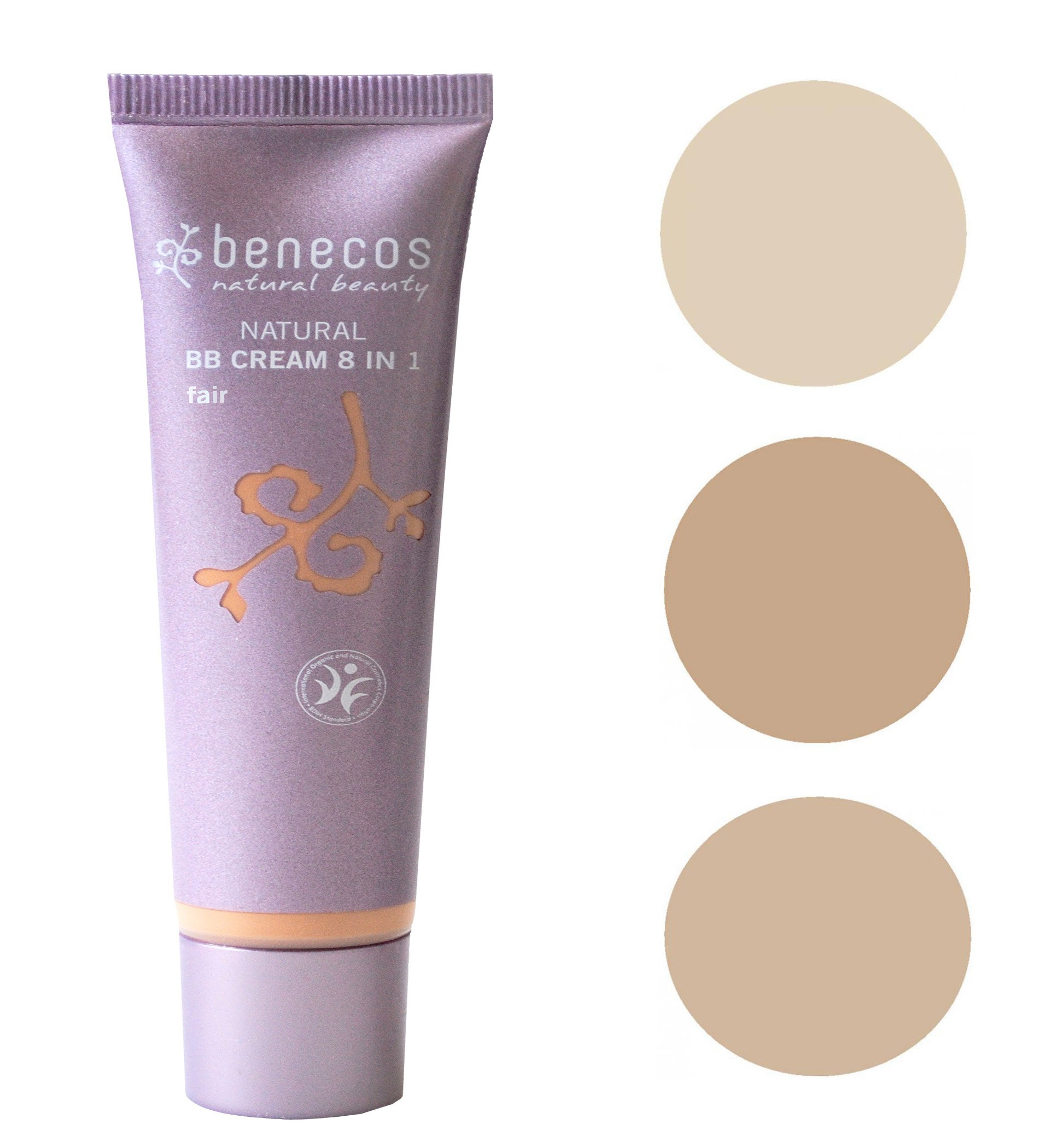 Benecos Natural BB Cream 8 in 1 for sensitive skin