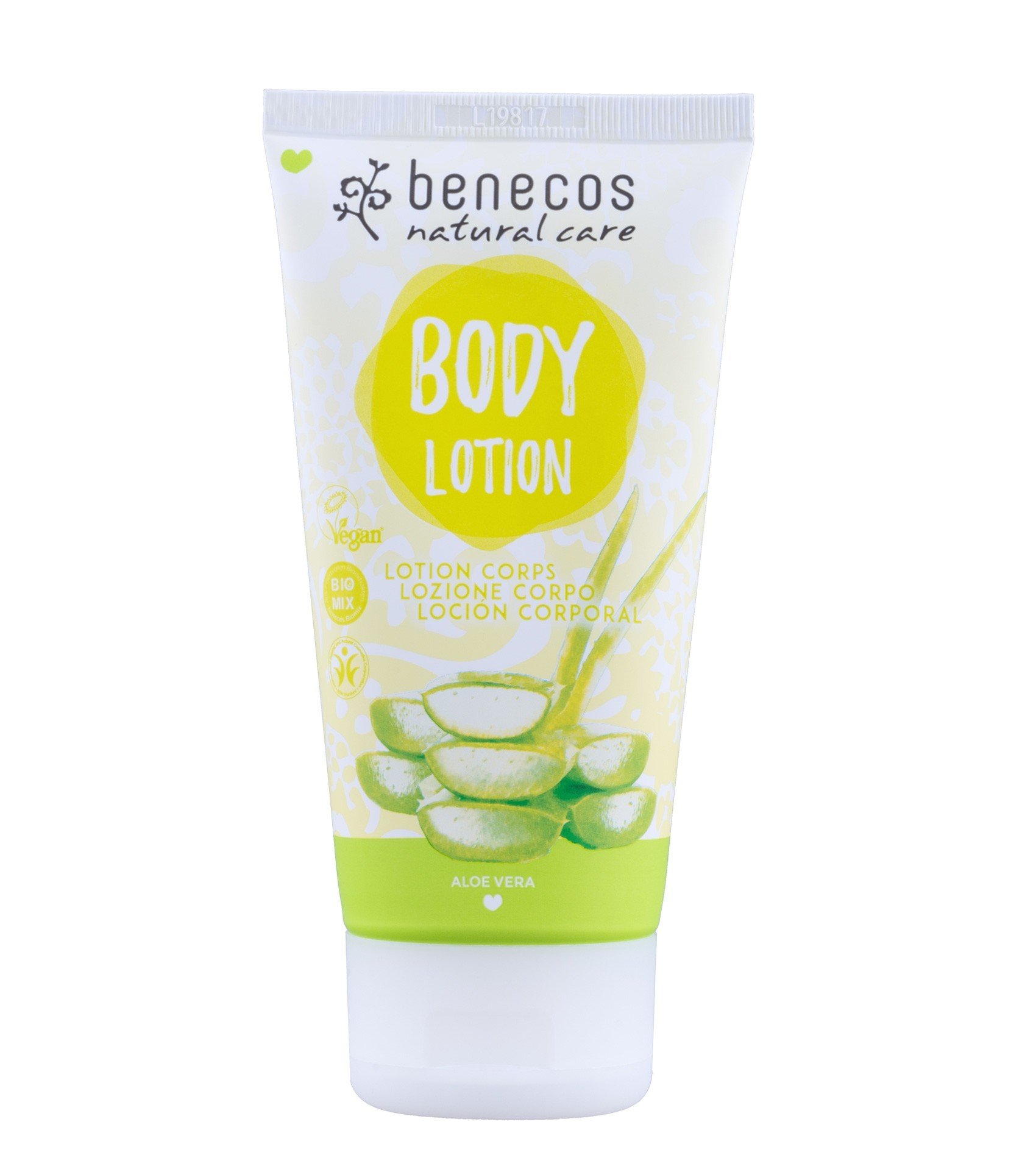 Benecos Vegan Aloe Vera Body Lotion