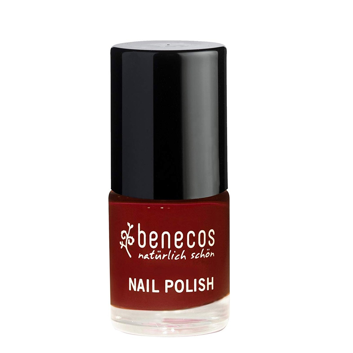 Benecos Nail Polish Cherry Red
