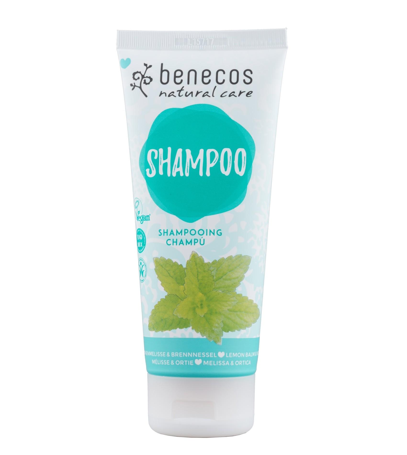 Benecos Melissa & Nettle Shampoo