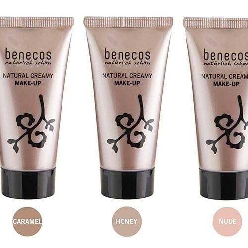 Benecos Natural Creamy Make Up Foundation