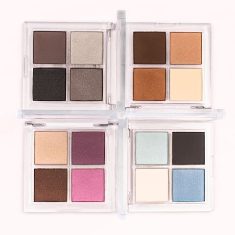 Benecos Natural Quattro Eye Shadow