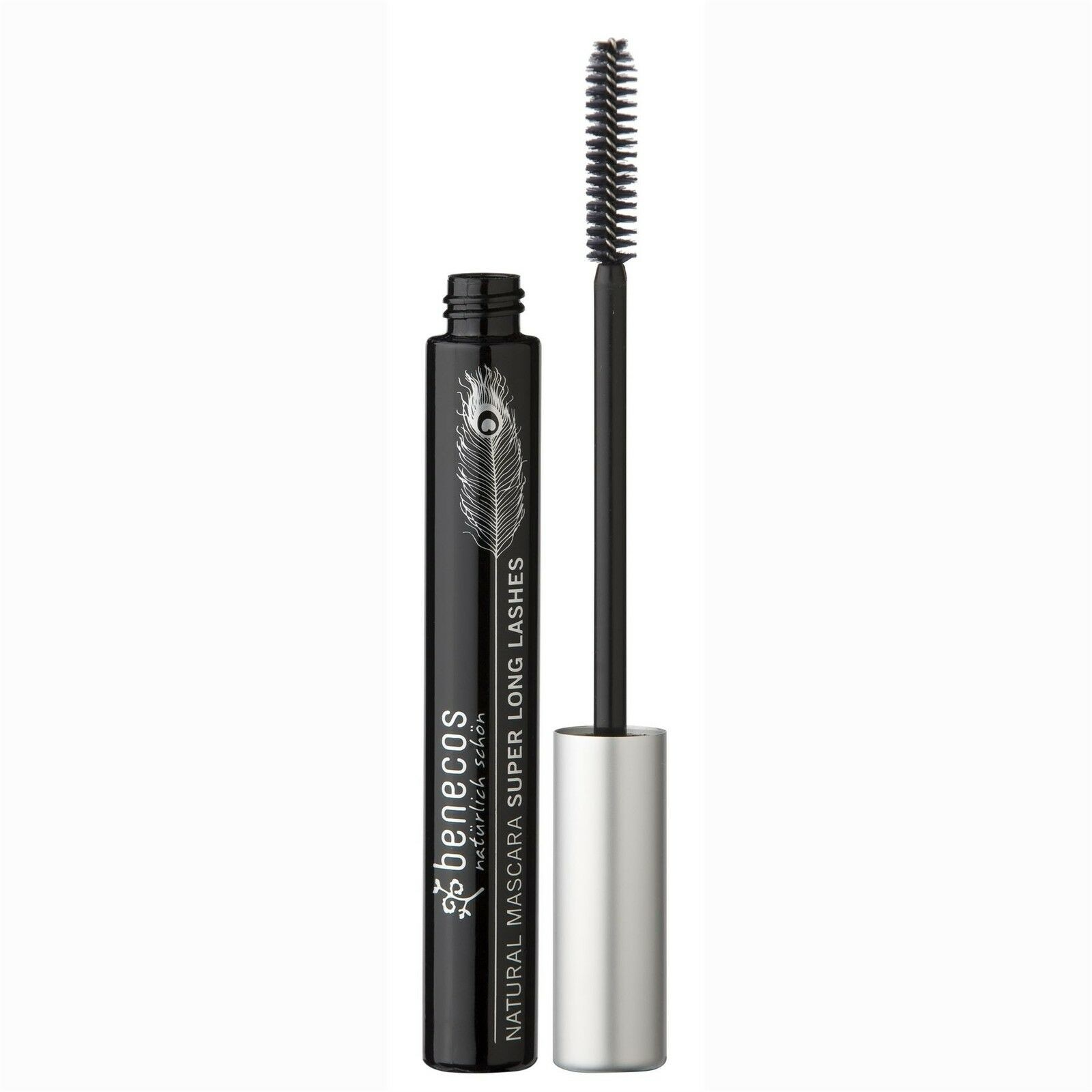 Benecos Natural Mascara Super Long Lashes Carbon Black