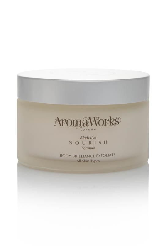 AromaWorks Body Brilliance Exfoliate