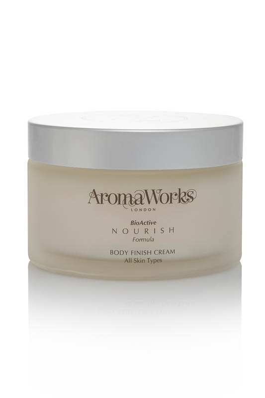 AromaWorks Body Finish Cream