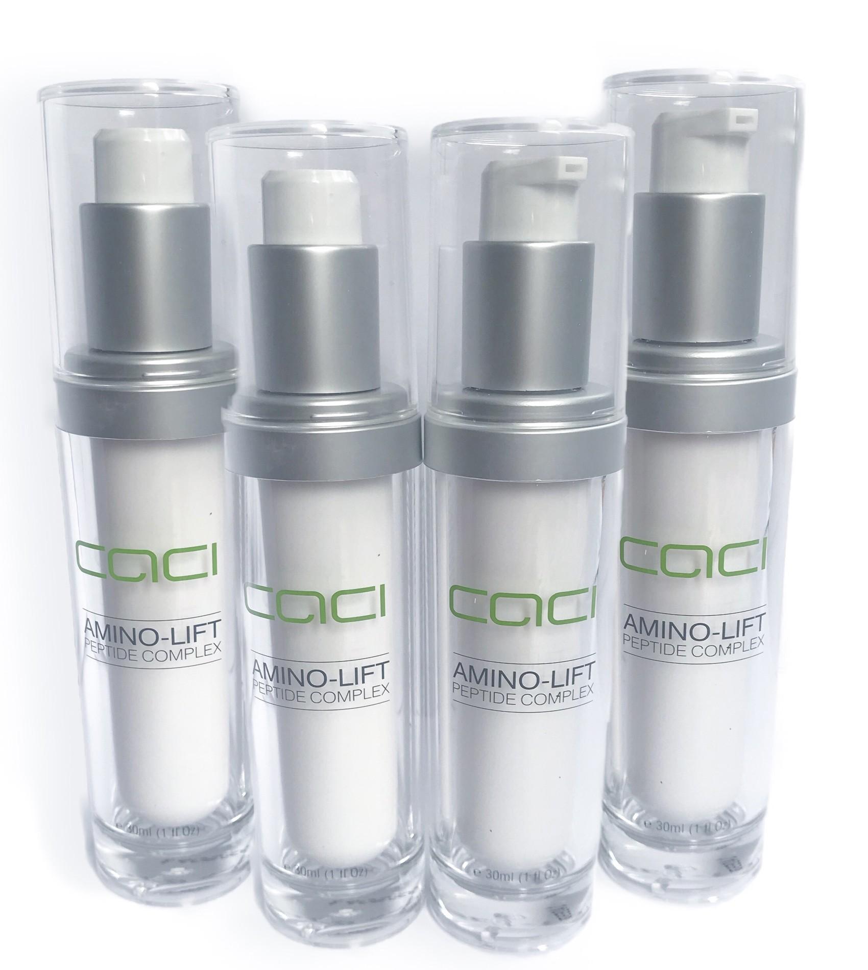 4 x Caci Amino Lift Peptide Complex