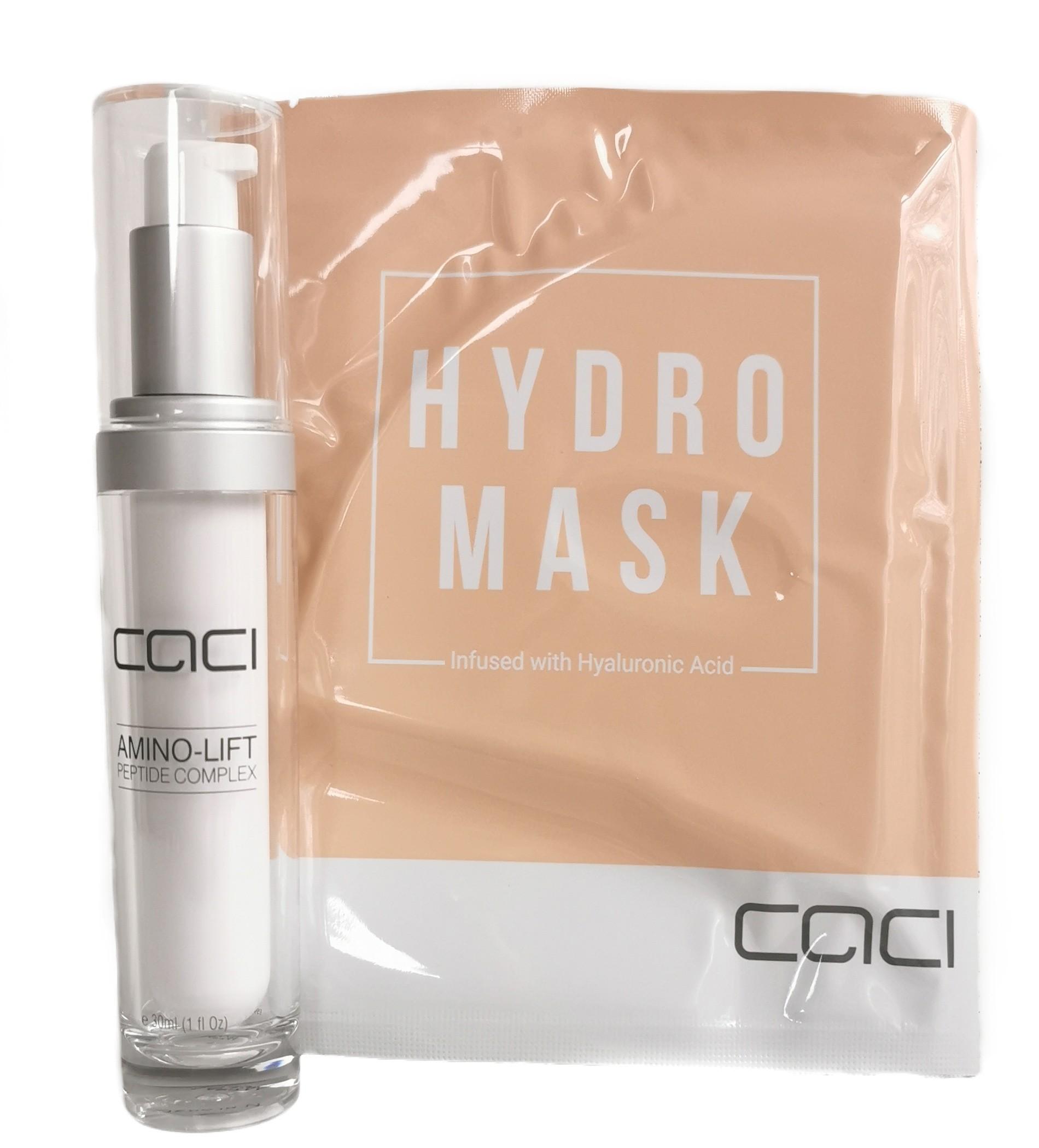 Caci Duo - Amino Lift Peptide Complex 30 ml & Hydro Mask