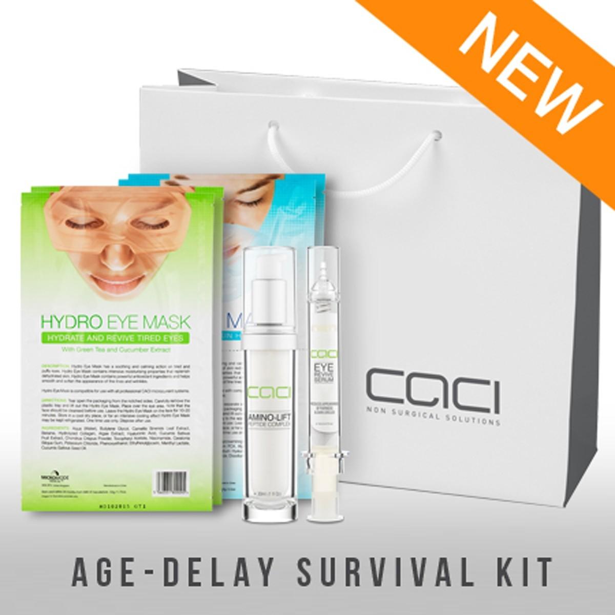 Caci Age Delay Survival Kit Set