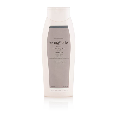 AromaWorks Calming Men's Body Wash