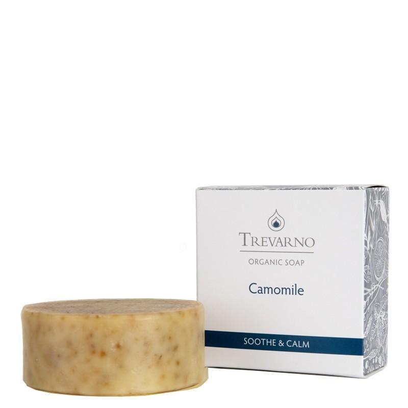 Organic Trevarno Organic Camomile Soap