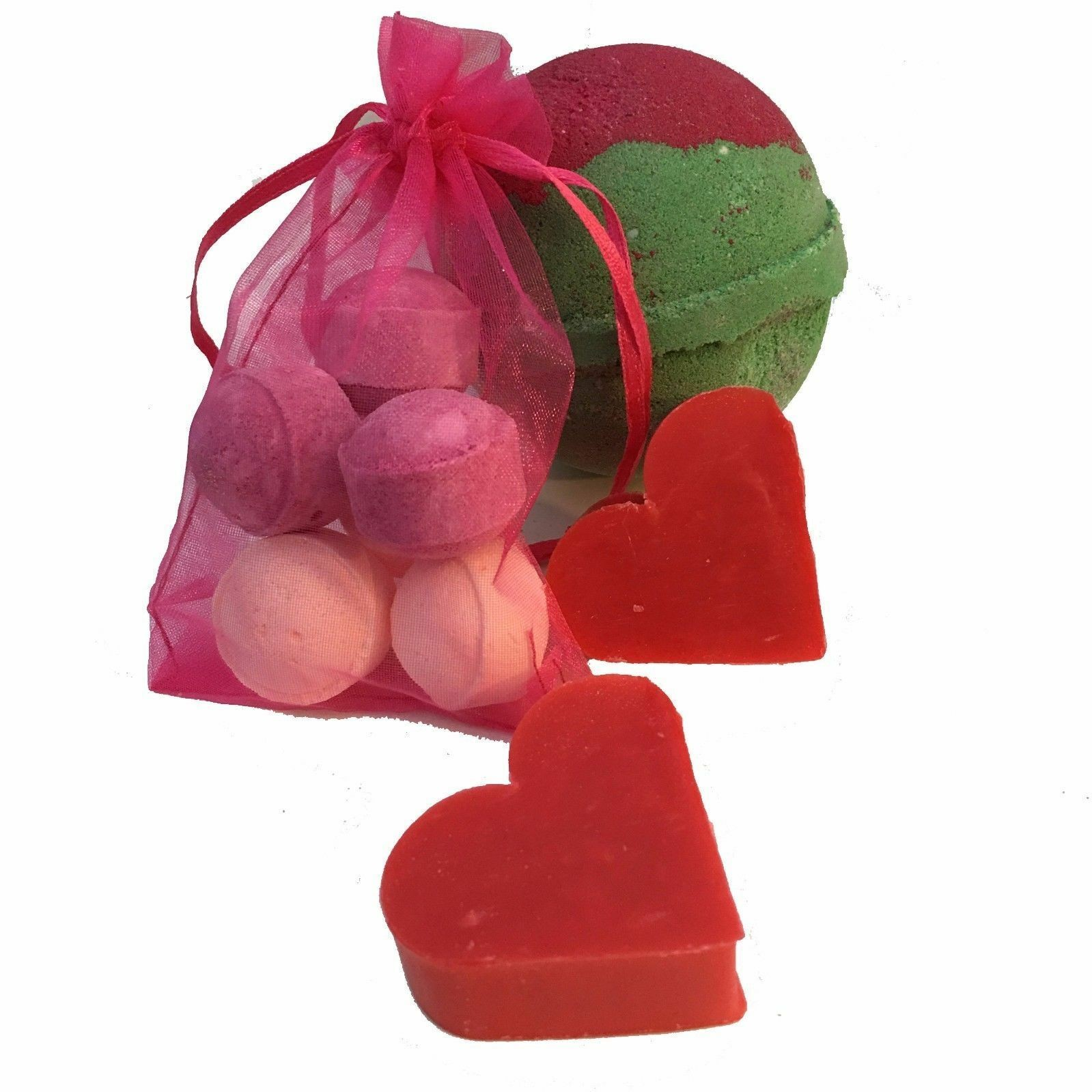Bath Time Bombs & Soap Gift Set