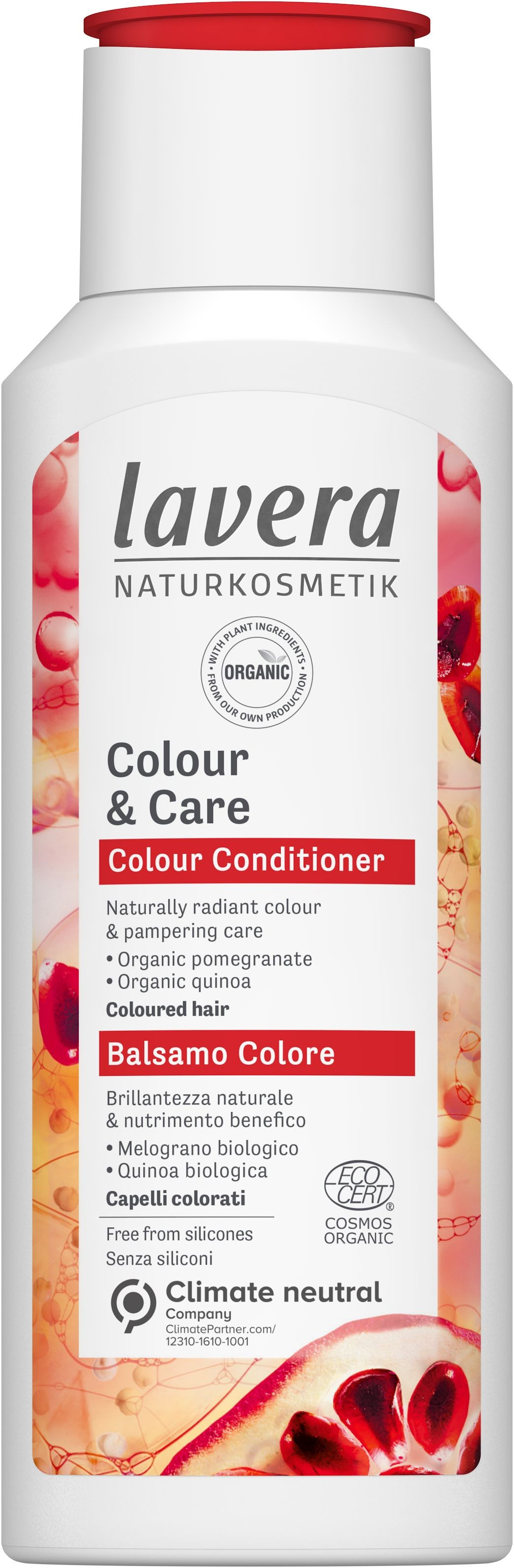 Lavera pomegranate Colour & Shine Conditioner