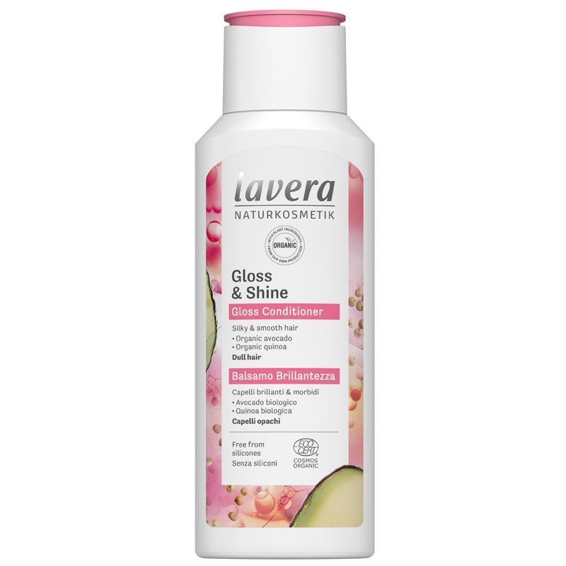Lavera Hair Gloss & Shine Conditioner