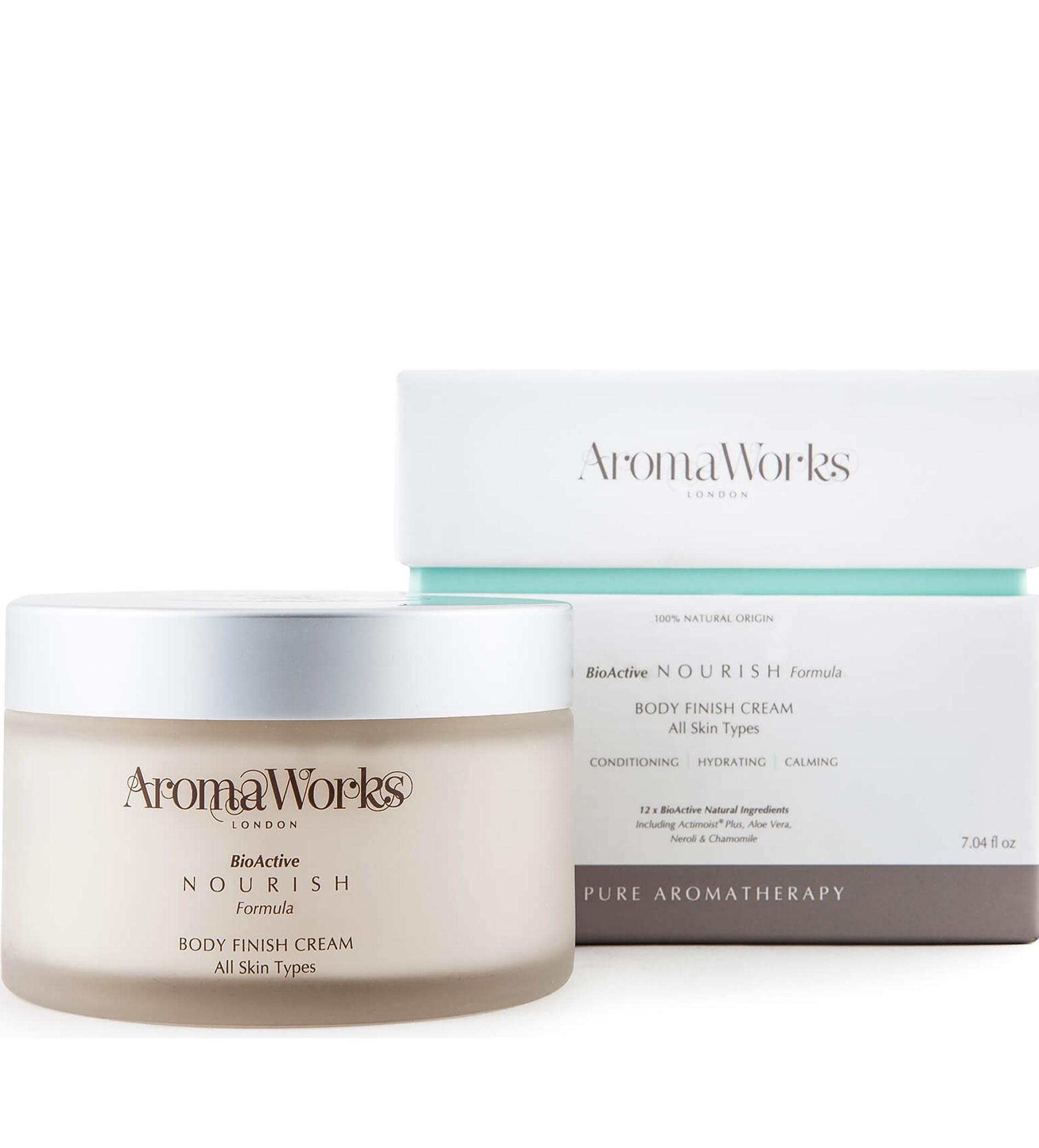 AromaWorks Body Finish Cream