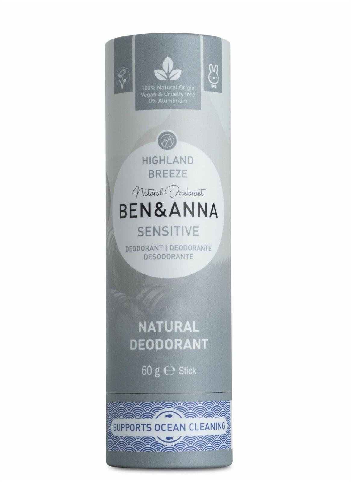 Ben & Anna Sensitive Highland Breeze