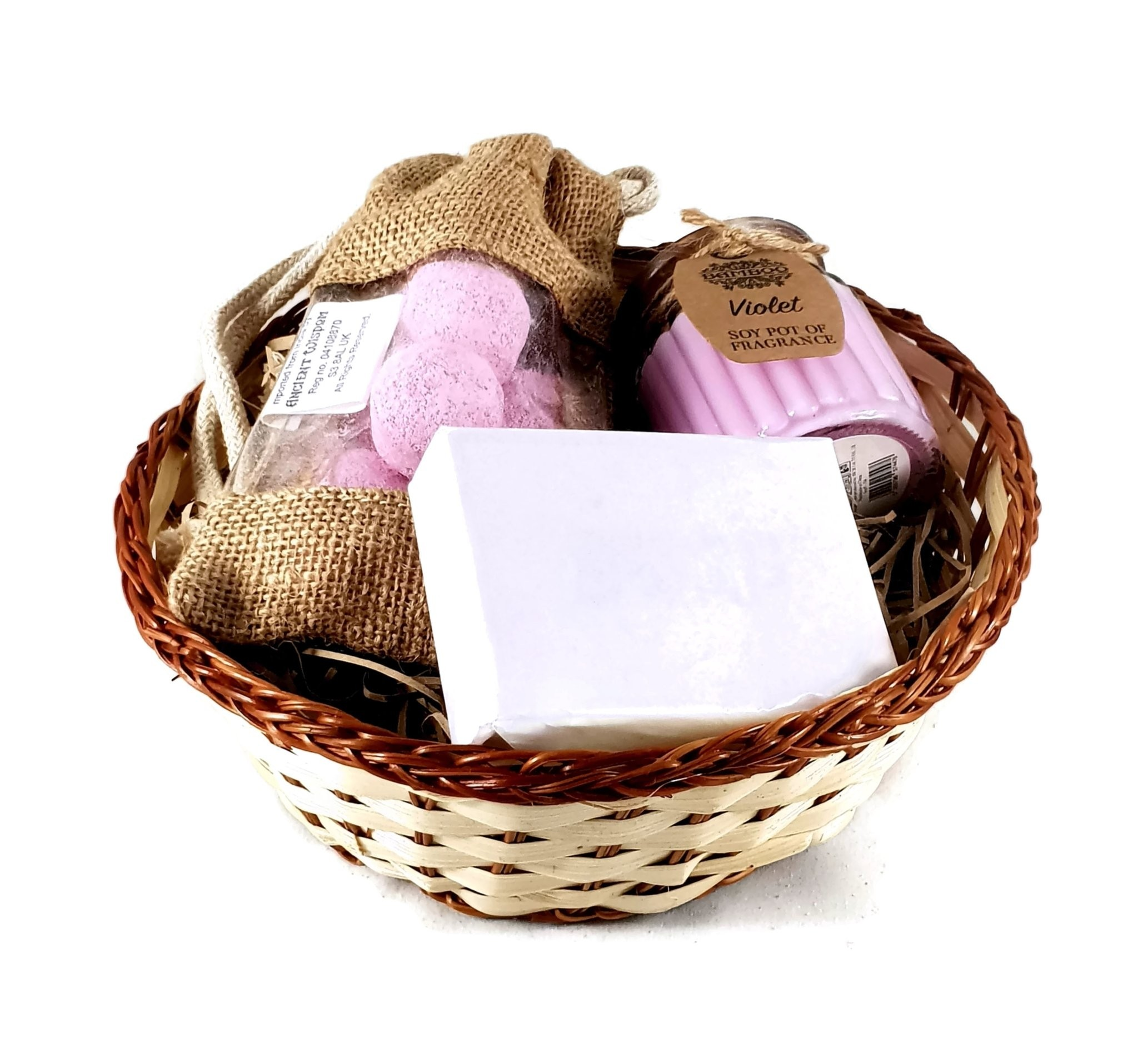 Handmade Soap & Bomb Gift Set