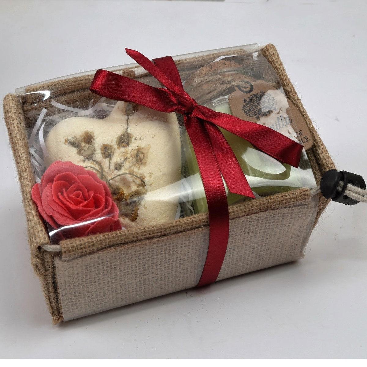 Bath Ritual Tray Gift Set