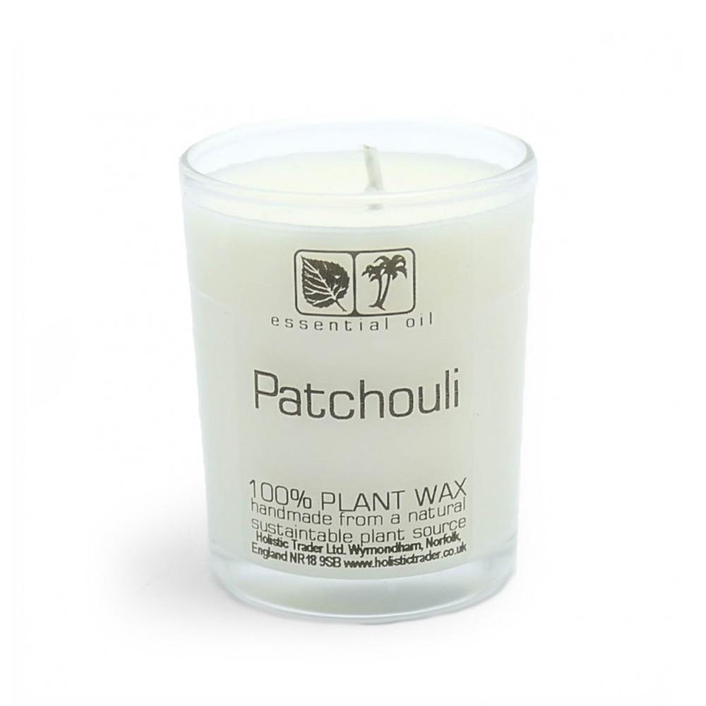 Patchouli Aromatherapy Candle