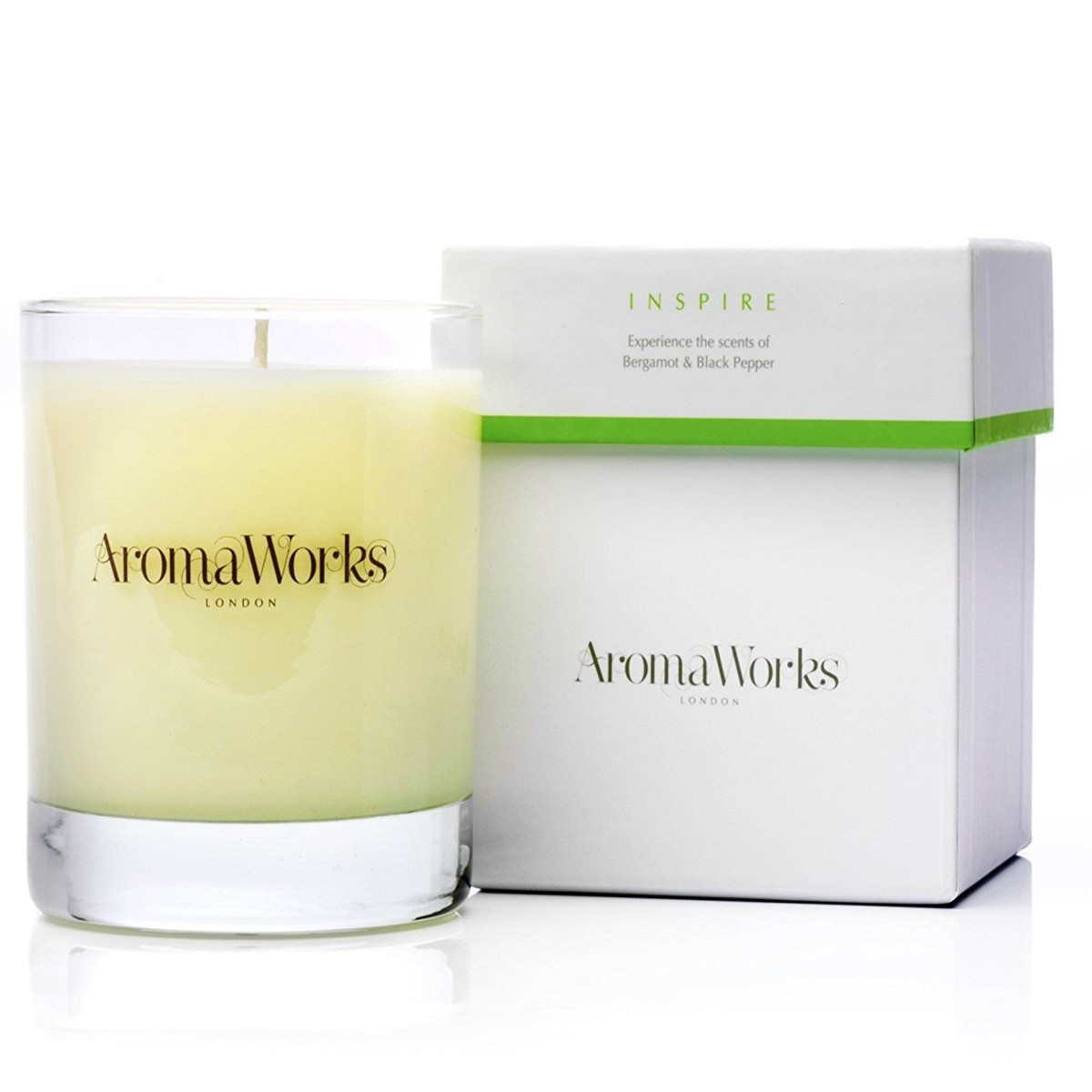 Aromaworks Inspire Candle 30 cl