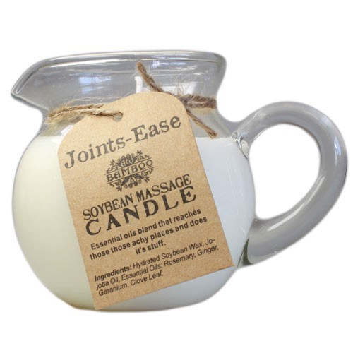 Joint Ease Aroma Massage Candle