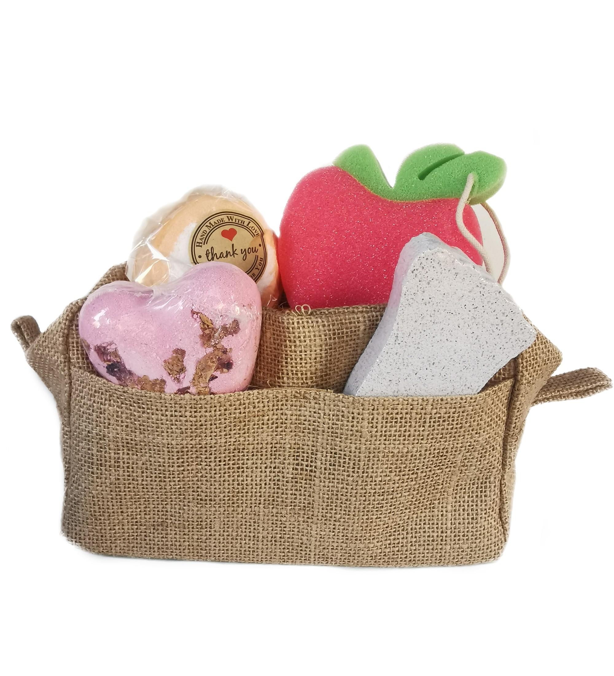 Bath Treat Gift Set