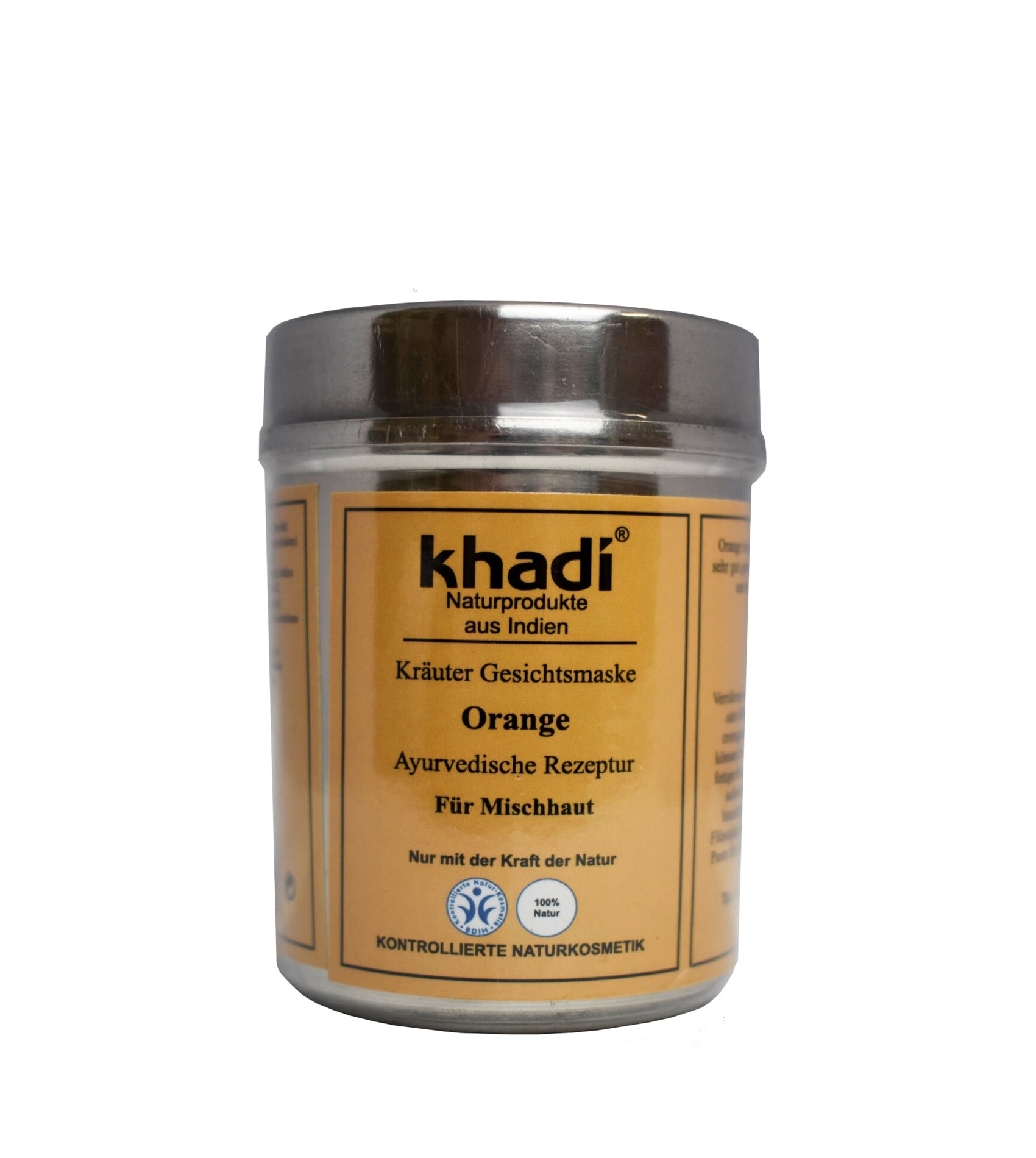 Khadi Herbal Face Mask Orange
