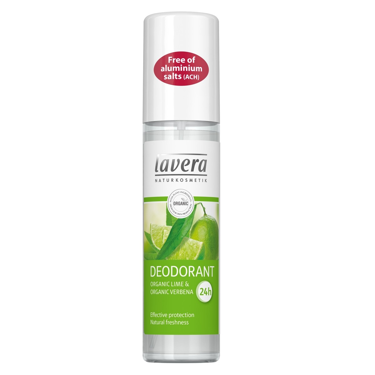 Lavera Deodorant Spray Lime & Verbena