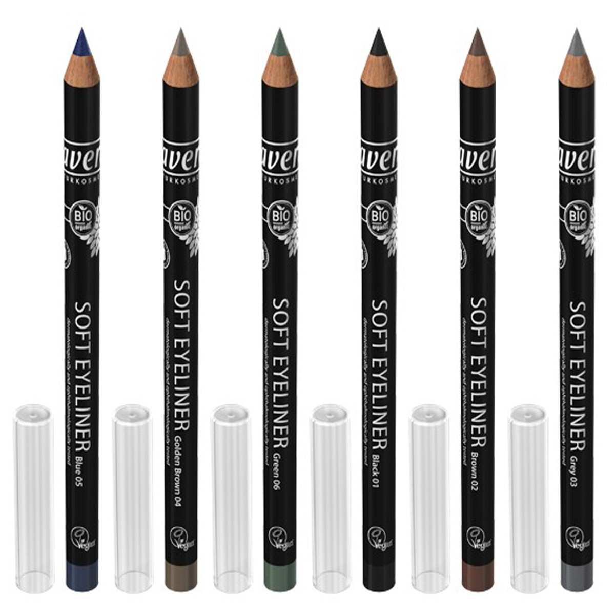 Lavera Organic Soft Eyeliner Pencil