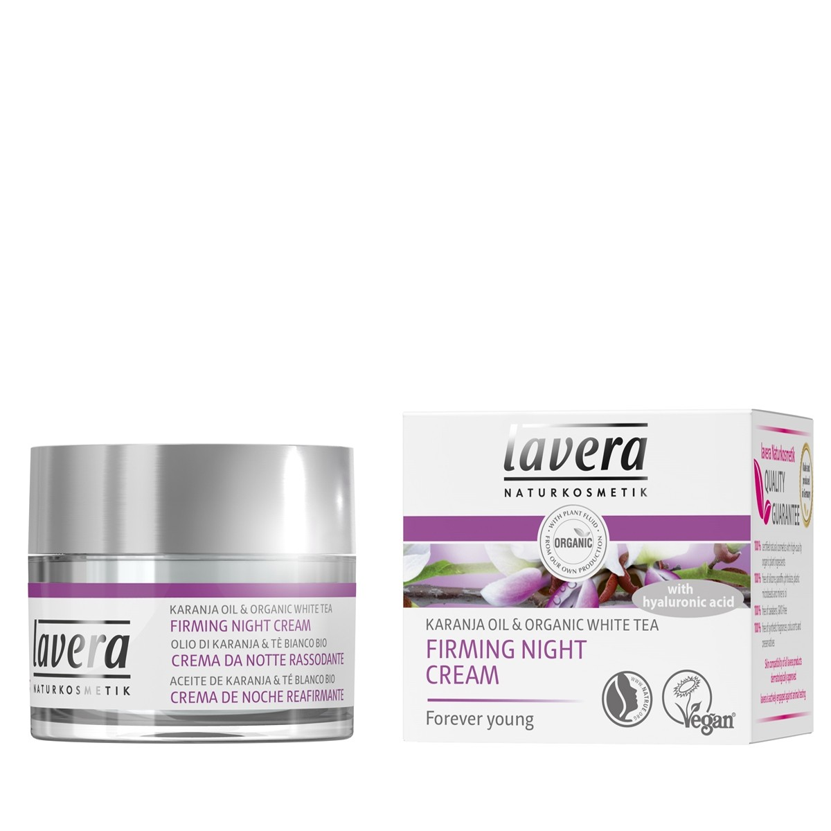 Lavera Firming Night Cream Anti Wrinkle
