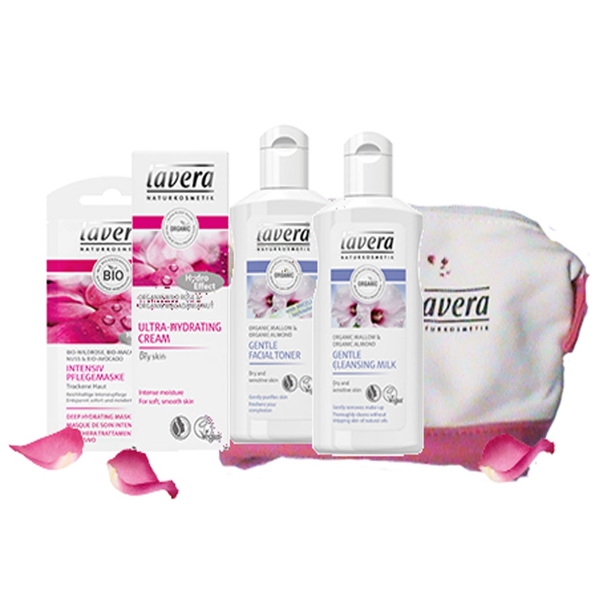 Lavera Regenerating s Set with Pouch