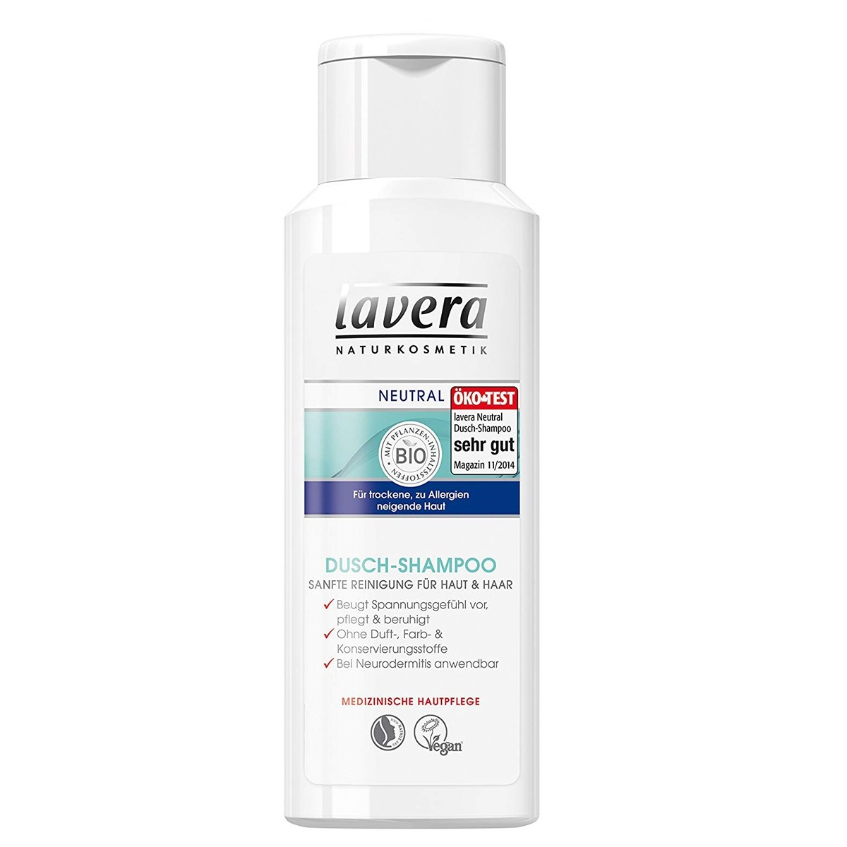 Lavera Neutral Shower Shampoo