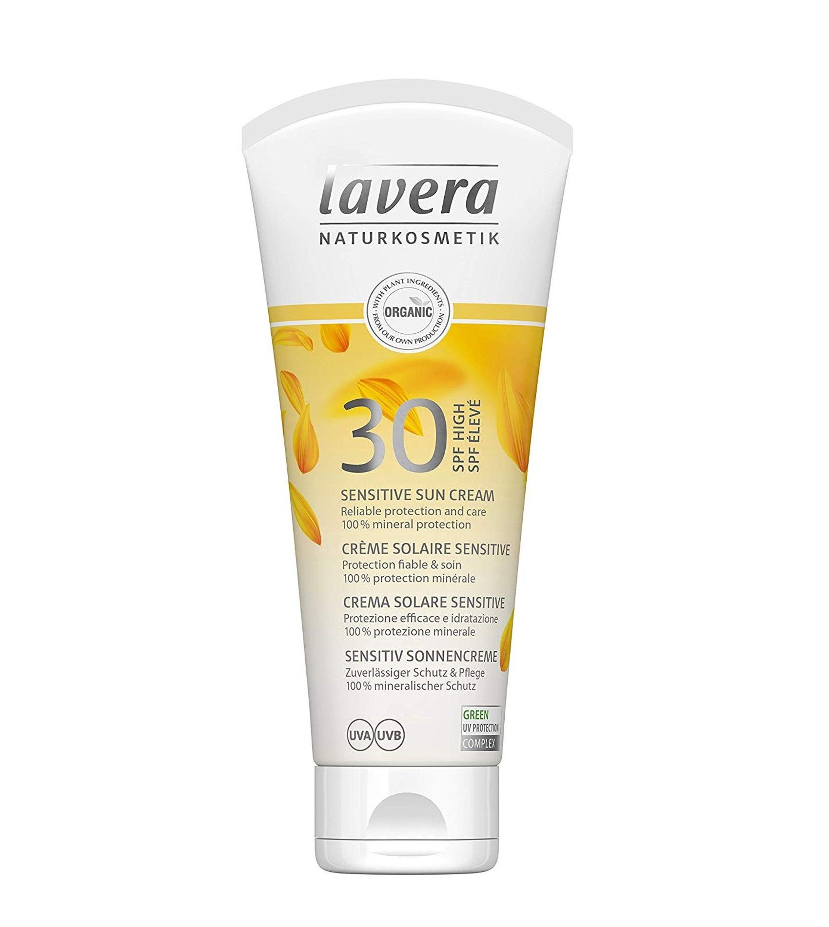 Lavera Sun Sensitive Face Sun Cream SPF 30