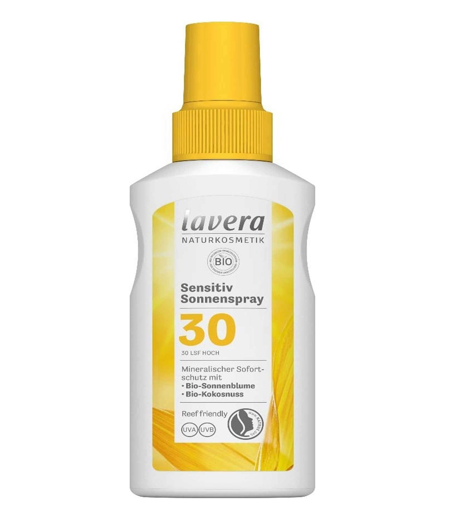 Lavera Organic Sensitive Sun Spray SPF30