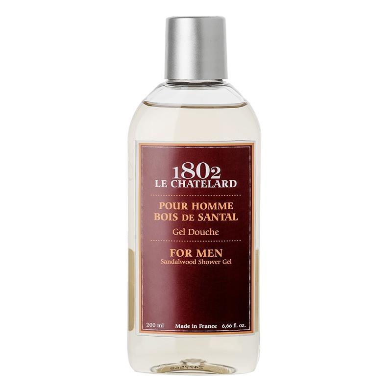 Le Chatelard 1802 Men's Sandalwood Shower Gel